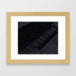 Constellorgan Framed Art Print