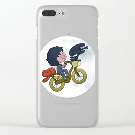 Xeno Go Home Clear iPhone Case
