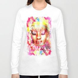 Africa calling Long Sleeve T-shirt