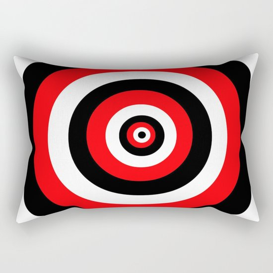 Artist's Block Rectangular Pillow