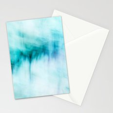 Abstract Waterfall Stationery Cards