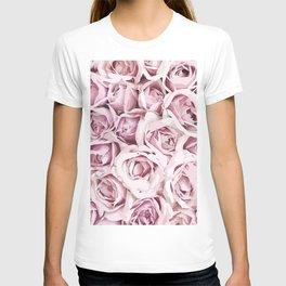 Blush Roses T-shirt