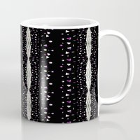 milky way Mugs featuring Milky Way by Yeize Studio_Seize The Day!