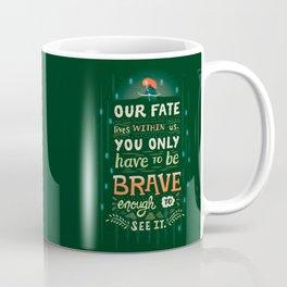 Would you change your fate? Coffee Mug
