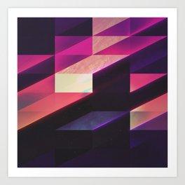 synthblyck Art Print