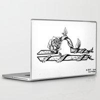 libra Laptop & iPad Skins featuring Libra by Megan Dill