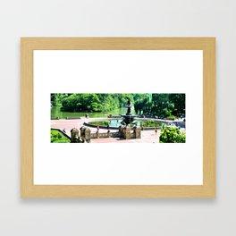 Bethesda Framed Art Print