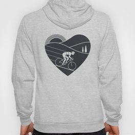 Love Cycling Hoody