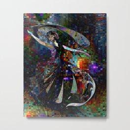 discofever -2- Metal Print