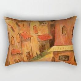 Cafe Rectangular Pillow