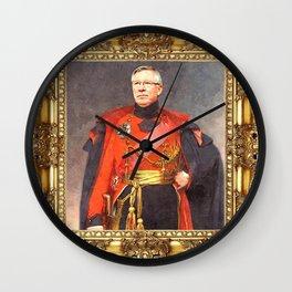 Alex Ferguson, Commander-in-Chief Wall Clock