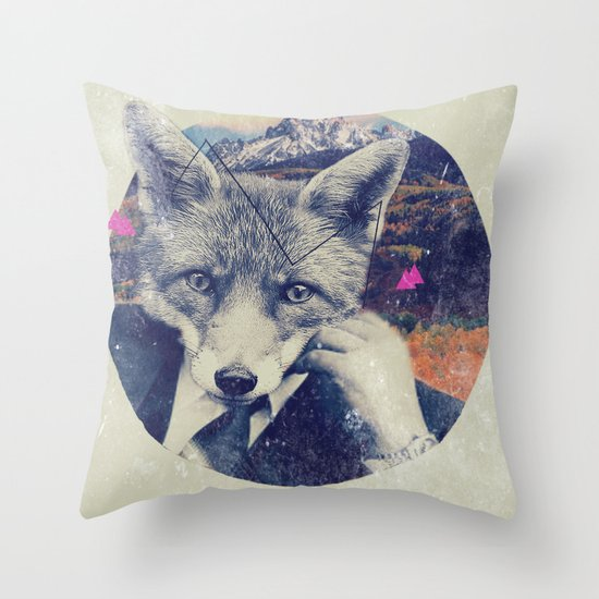 MCVIII Throw Pillow
