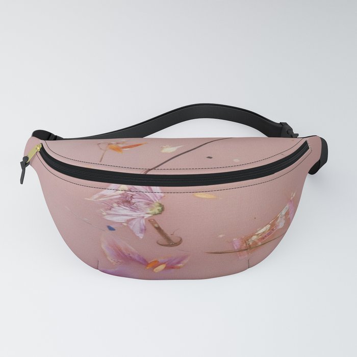 Pink Bath Photoshoot Fanny Pack