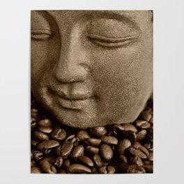buddha coffee 2 Poster