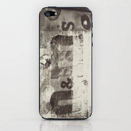M&M iPhone Skin