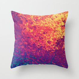 Arboreal Vessels - Aorta Throw Pillow