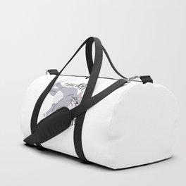Take Naps Destroy Capitalism - Anti-Capitalist Cat Duffle Bag