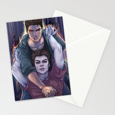 Possessed and Possession Stationery Cards