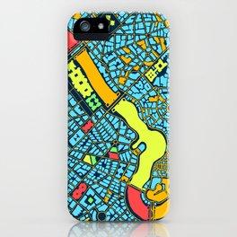 Infinite City - Summer iPhone Case