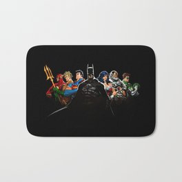 superhero Bath Mat