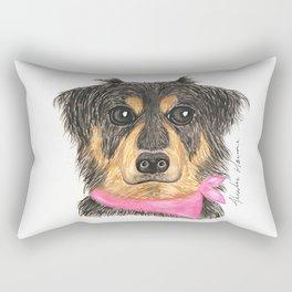 Princess Truffles Rectangular Pillow