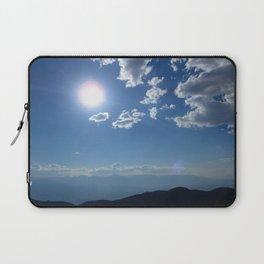 California into Nevada view Laptop Sleeve