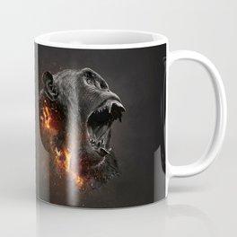 XTINCT x Monkey Coffee Mug