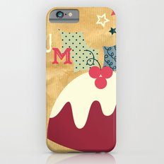 Yummy Christmas Pudding! iPhone 6s Slim Case