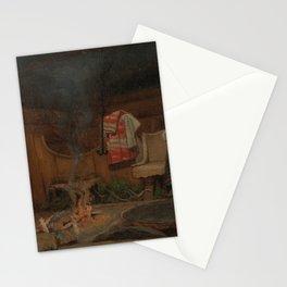 Olaf Isaachsen - Setesdalsinteriør Stationery Cards