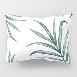 Under The Palm Tree Pillow Sham