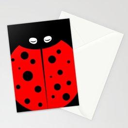 Ladybug / Mariquita Stationery Cards
