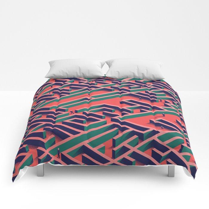 Making Your Way Comforters