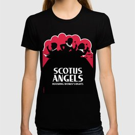 SCOTUS Angels - Tools of Law Nonviolent (Gun-Free) Edition T-shirt