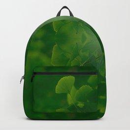 Spring ginko tree Backpack