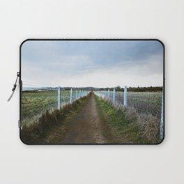 The long Irish way Laptop Sleeve