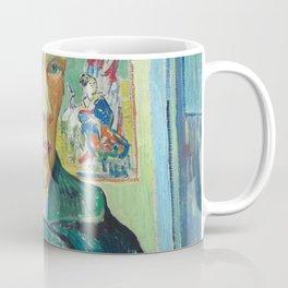 Vincent van Gogh - Self-Portrait with Bandaged Ear Coffee Mug