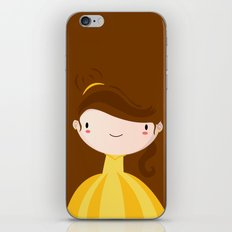 Bella iPhone & iPod Skin
