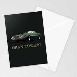 Gran Torino Stationery Cards