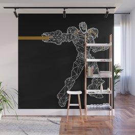 Polyborg Wall Mural