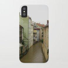 Prague iPhone X Slim Case