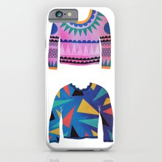 Sweater Poster iPhone 6s Slim Case