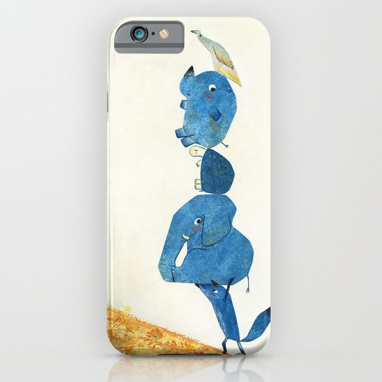 Up the hill we go! iPhone & iPod Case