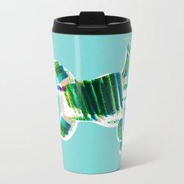 Croc o' clock Travel Mug
