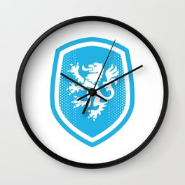 Elf - Igniting Passion (Blue) Wall Clock