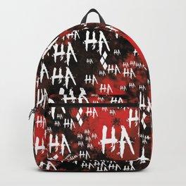 HQ: HA HA HA Backpack