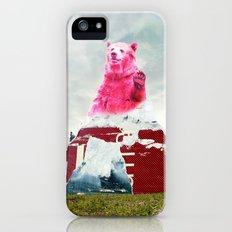 Bear Salute iPhone (5, 5s) Slim Case