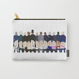 President Butts Carry-All Pouch