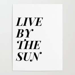 live by the sun love by the moon (1 of 2) Poster