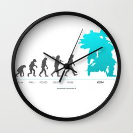 Xenoblade Chronicles X - Theory of Evolution Wall Clock