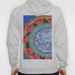The Fusion of Chinese and Polish Patterns Hoody